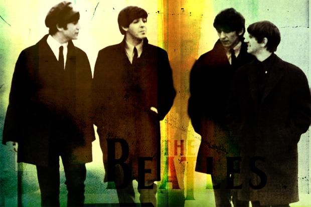 The Beatles x COMME des GARCONS Annoucement