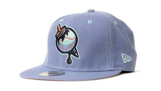 "The Clink Room ""Tulsa Drillers Phase IV"" New Era Cap"