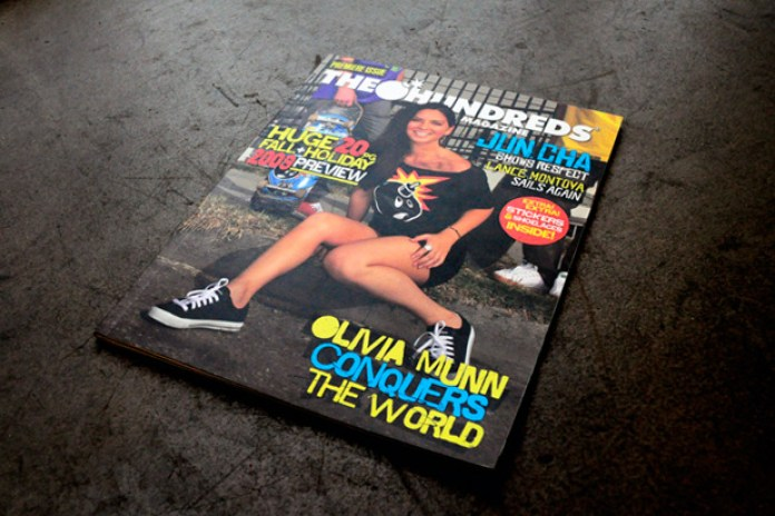 The Hundreds Magazine - Premiere Issue
