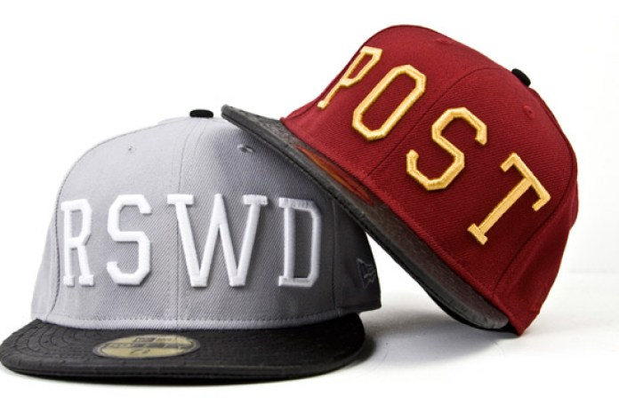 "The Hundreds ""RSWD"" & "" POST"" 59Fifty New Era Cap"