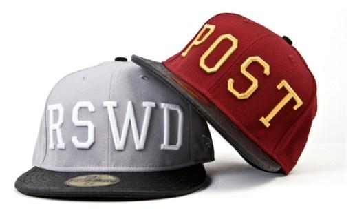 "The Hundreds ""RSWD"" & "" POST"" 59Fifty New Era Cap"