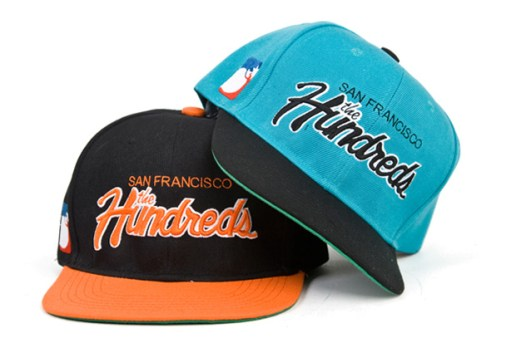 The Hundreds Team Snap-Back Caps