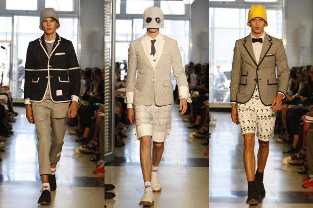 Thom Browne 2010 Spring Collection