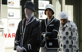 Thom Browne 2010 Spring/Summer - Closer Look