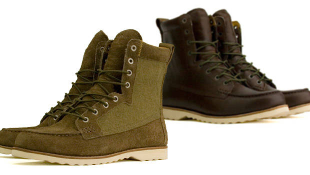 Timberland Abington 2009 Fall Collection