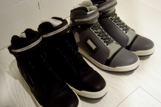 UNDERCOVER 2009 Fall/Winter Hi-Cut Sneaker