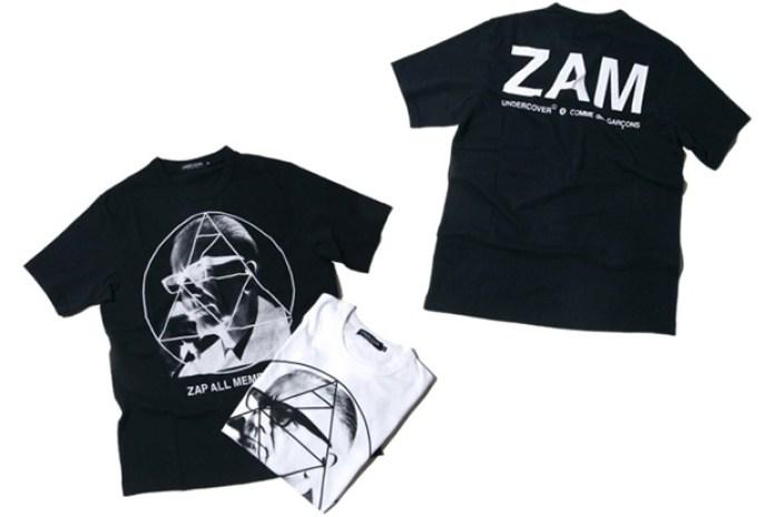 UNDERCOVER for COMME des GARCONS ZAM T-Shirt