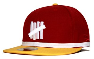 UNDFTD 2009 Fall Drop 3.0 Headwear Collection