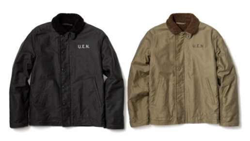 uniform experiment U.E.N. Deck Jacket