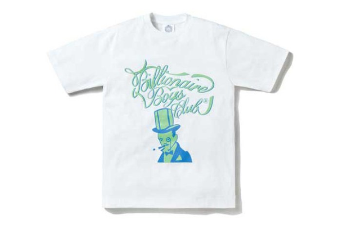 United Arrows x Billionaire Boys Club Grand Opening T-shirt