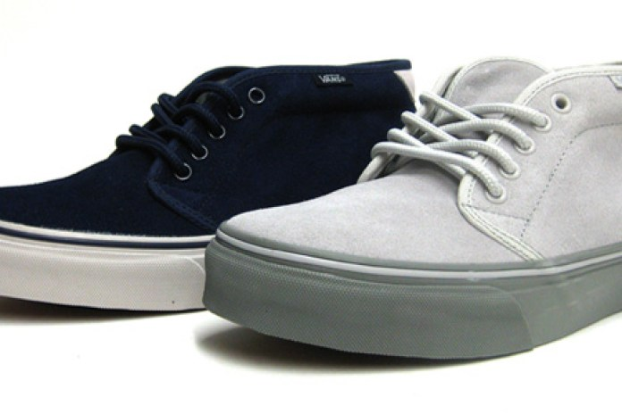 Vans 2009 Holiday Suede Chukka Boots