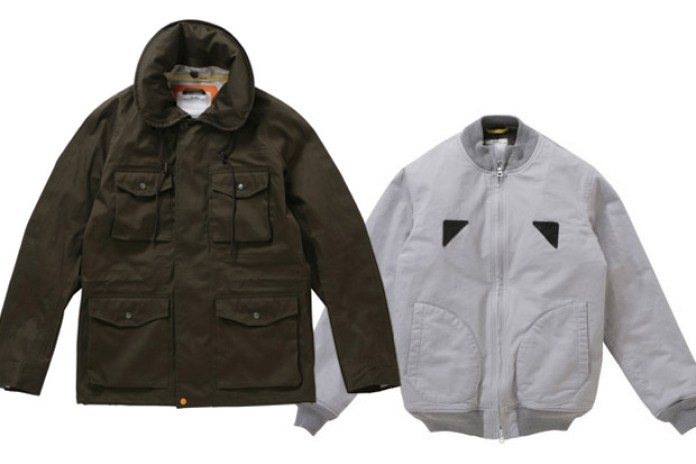 visvim 2009 Fall/Winter Outerwear Collection