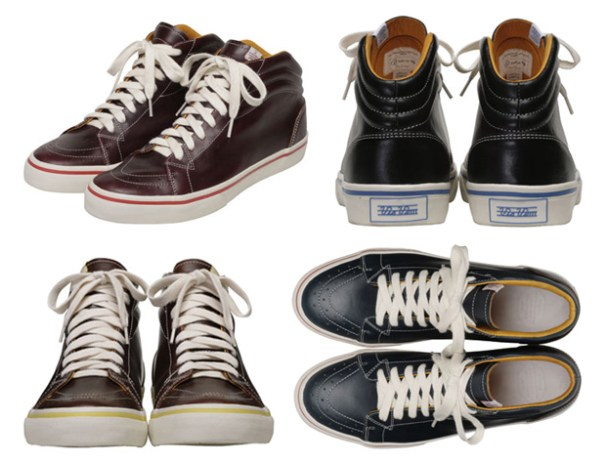 visvim Logan Elston