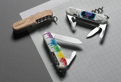 Wallpaper* x Victorinox Cuts Swiss Army Knife Collection