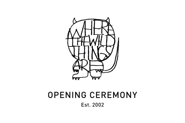 Where The Wild Things Are x Opening Ceremony Collection