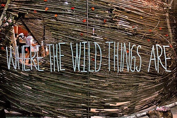 Where The Wild Things Are Pop-Up Store