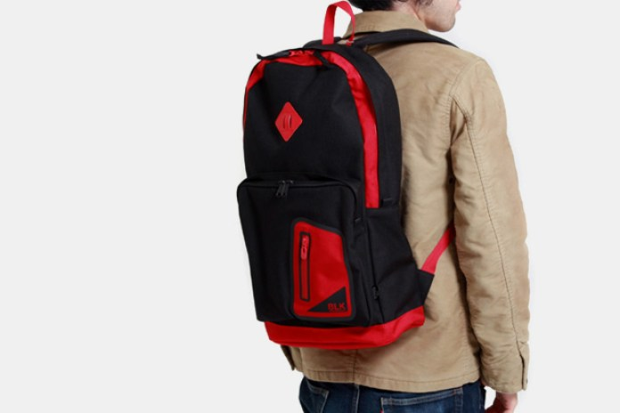 White Mountaineering BLK x Porter Saturn Backpack
