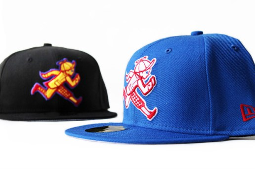 Wish x Play Cloths New Era Cap & Sharpie Set