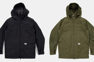 WTAPS 2nd DAZED AND CONFUSED Sherpa 3L Field Jacket