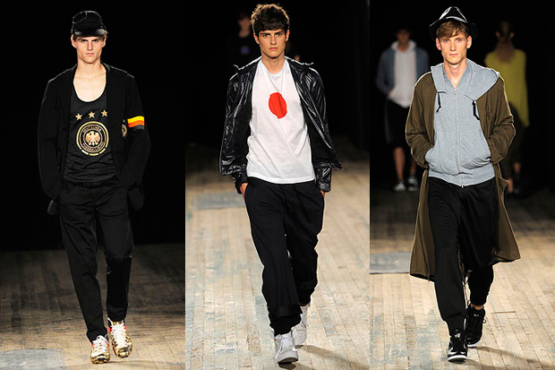 Y-3 2010 Spring Collection