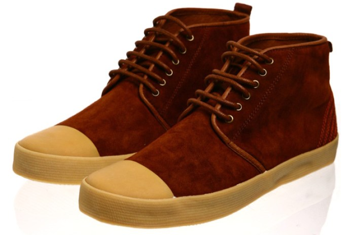 YMC Suede Sand Boot