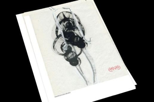 Yoko Ono for THREEASFOUR Poster Set