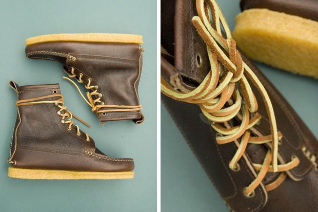 Yuketen 2009 Fall/Winter Footwear Collection