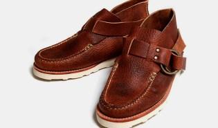 Yuketen Double-Ring Vibram Shoe