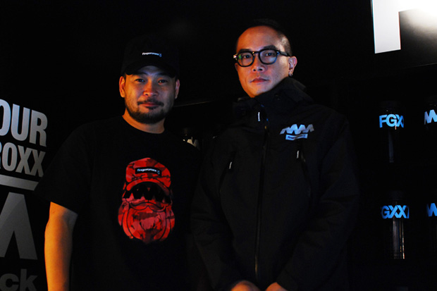 4A x Fingercroxx Eric Kot and Wallace Interview