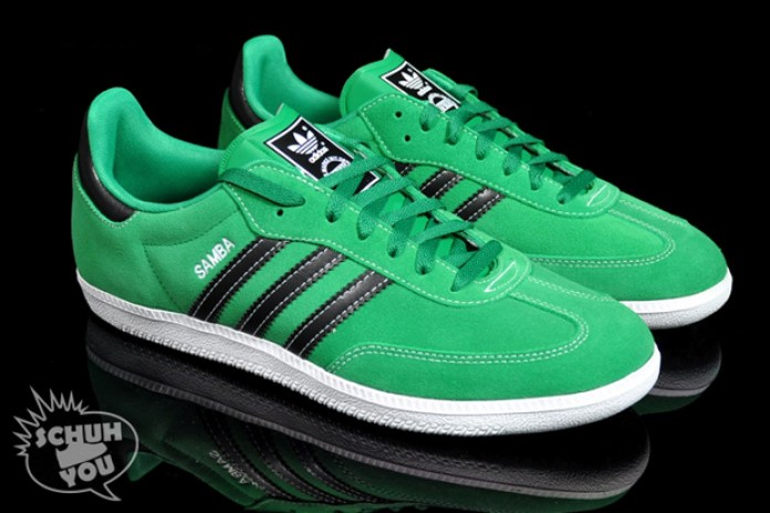 "adidas ""Boston Celtics"" Samba"