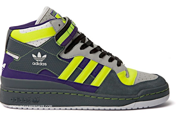 adidas Forum 2009 Winter New Releases