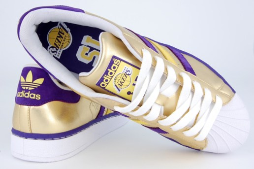 adidas Originals Los Angeles Lakers Championship Superstar