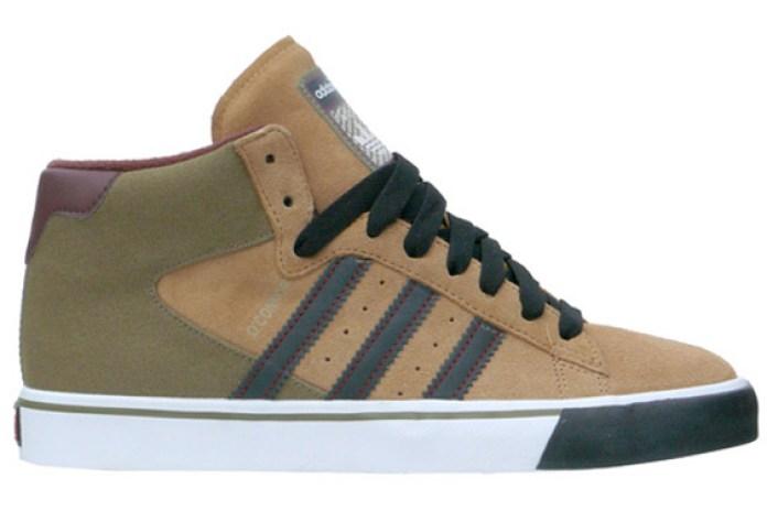 adidas Skateboarding 2009 Fall/Winter Sneakers