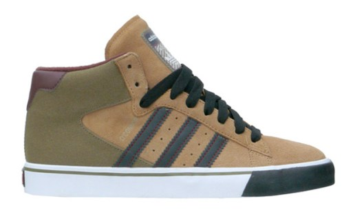 adidas Skateboarding 2009 Fall/Winter Sneakers