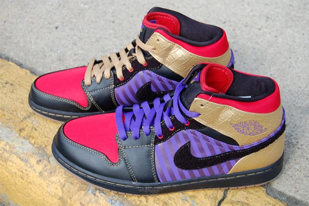 "Air Jordan 1 ""Leroy Smith"""