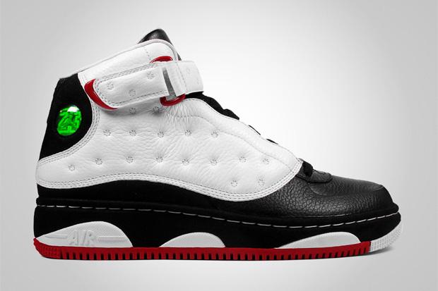 Air Jordan Fusion 13 Series