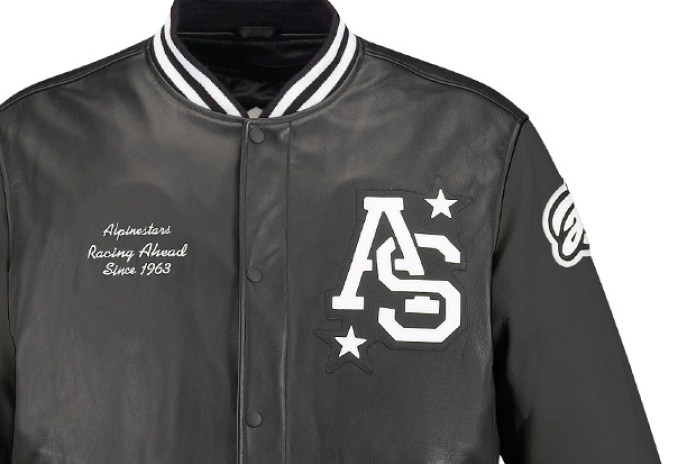 Alpinestars Team Win Varsity Jacket
