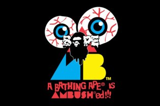 AMBUSH x A Bathing Ape Collaboration Announcement
