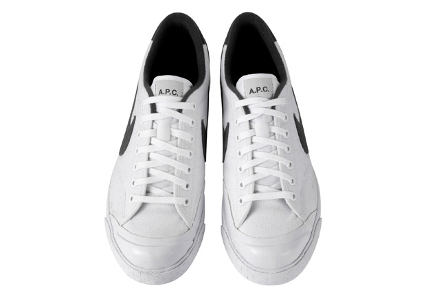 A.P.C. x Nike Sportswear All Court White/Black