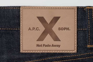 A.P.C. for SOPH. 10th Anniversary Apparel Collection