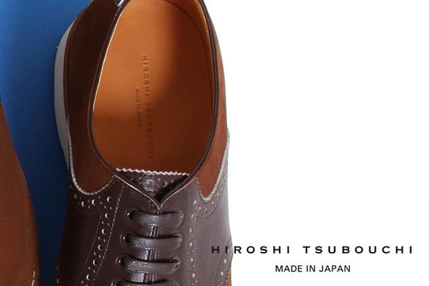 Arknets x Hiroshi Tsubouchi Saddle Oxford