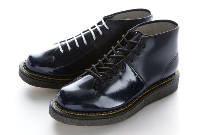 BAL x George Cox Monkey Boot