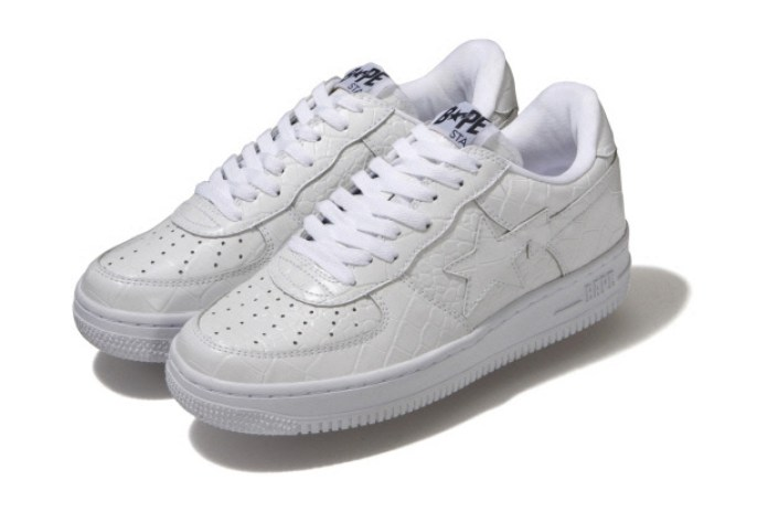 A Bathing Ape Bapesta Croc Pack