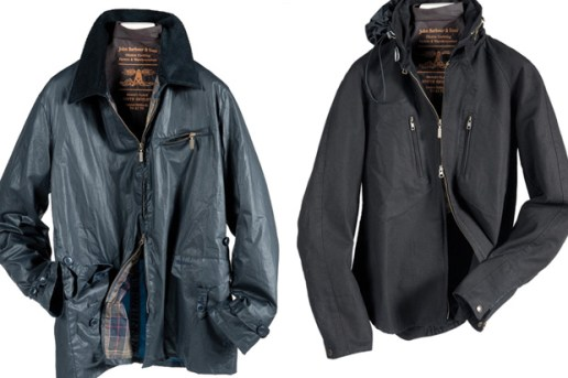 Barbour Beacon 2010 Spring/Summer Collection