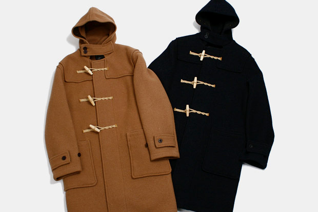 Beauty & Youth x Gloverall Duffel Coat