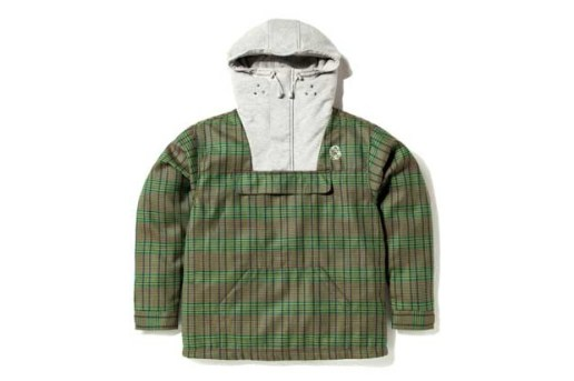 Billionaire Boys Club DASHING TWEED BALACLAVA JACKET