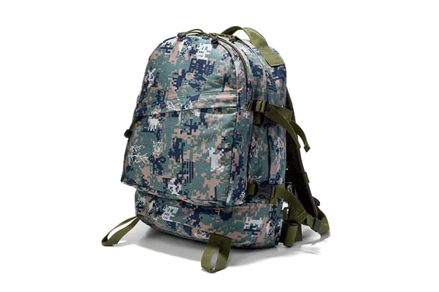 Billionaire Boys Club DIGITAL CAMO TECHNICAL Backpack