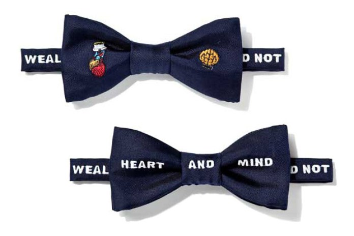 Billionaire Boys Club HEART & MIND BOW-TIE