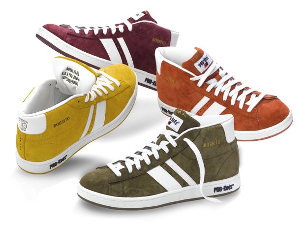 Bobbito Garcia x Pro-Keds Royal Flash Sneakers