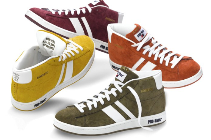 Bobbito Garcia x Pro-Keds Royal Flash Sneakers